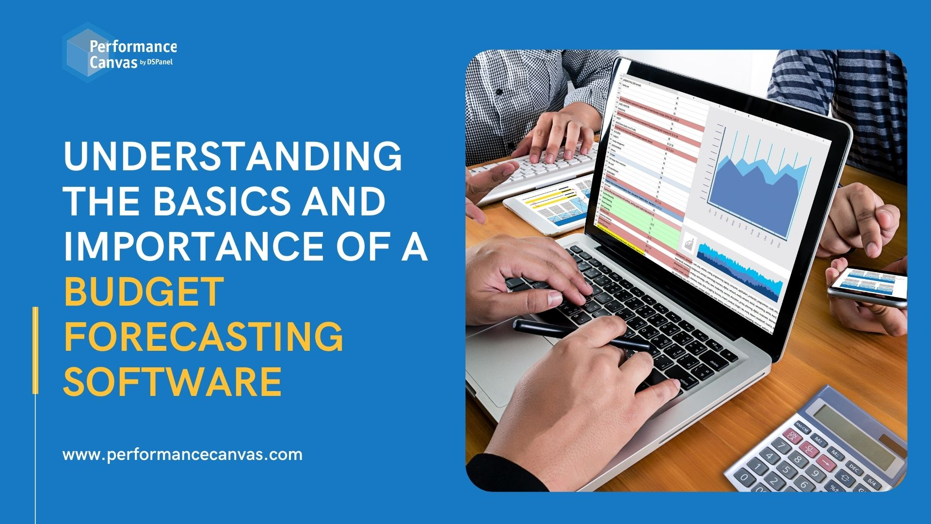budget forecasting software