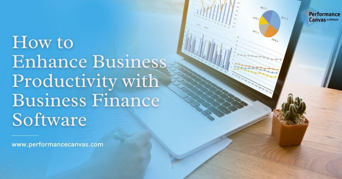 business finance software