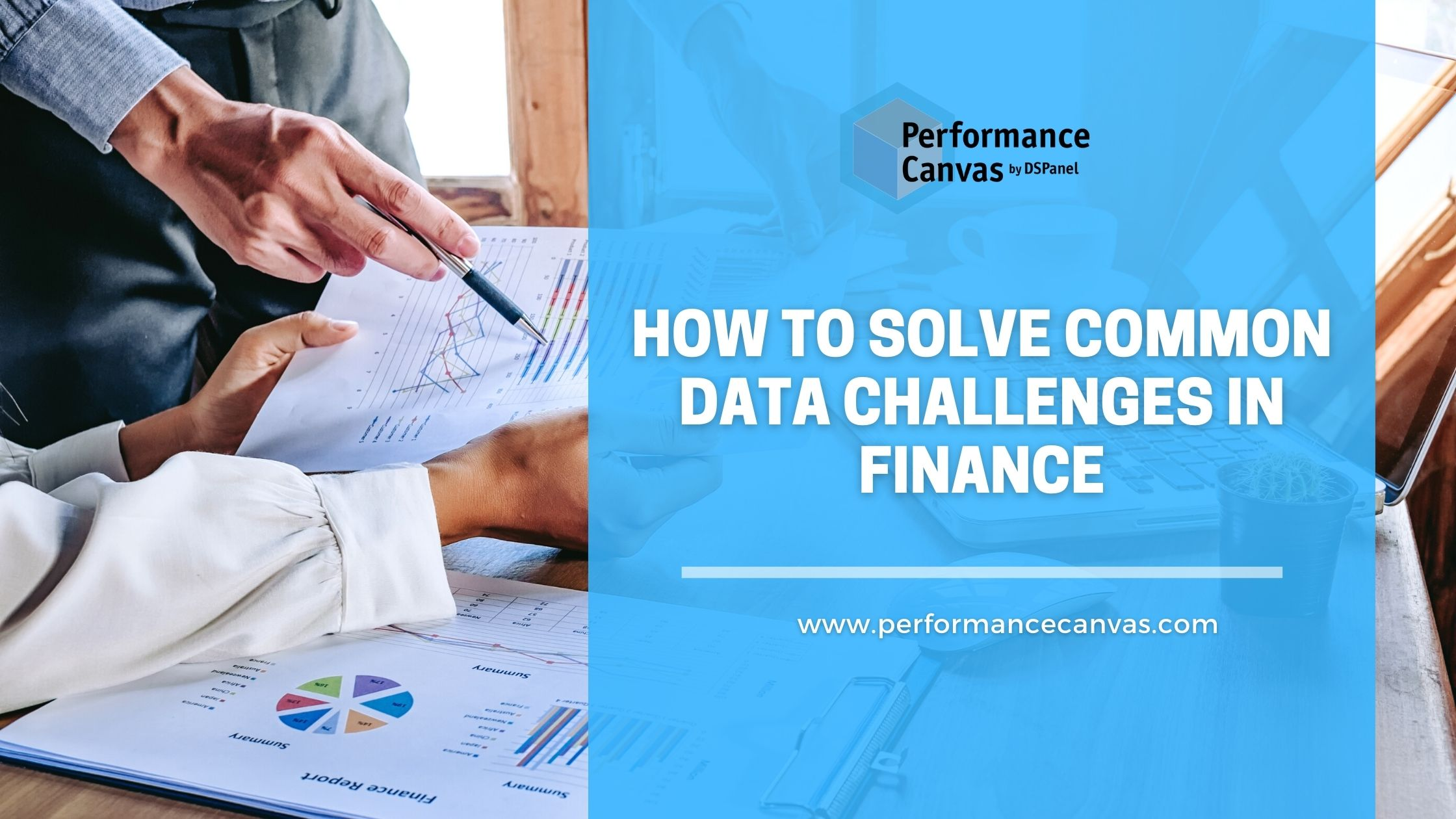 common data challenges in finance