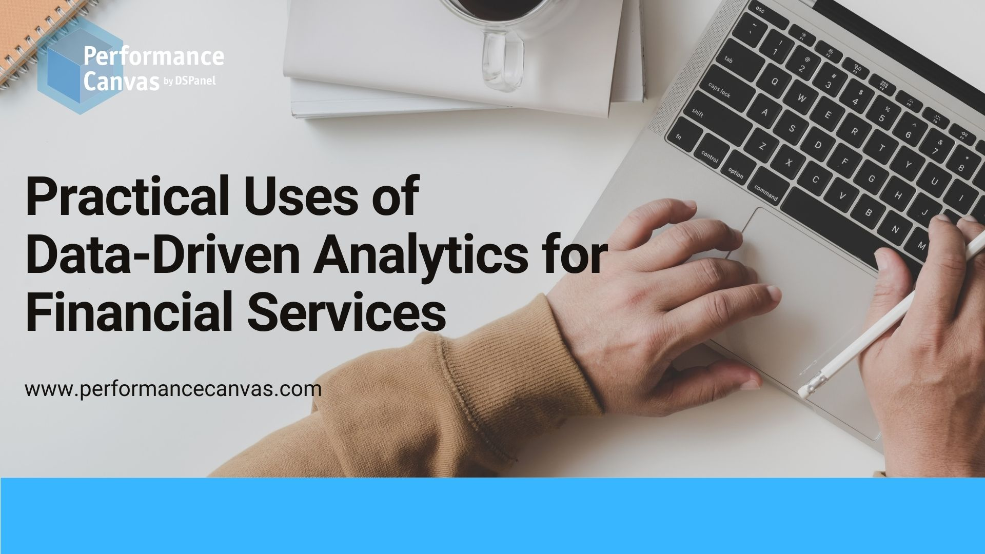 data-driven analytics for financial services