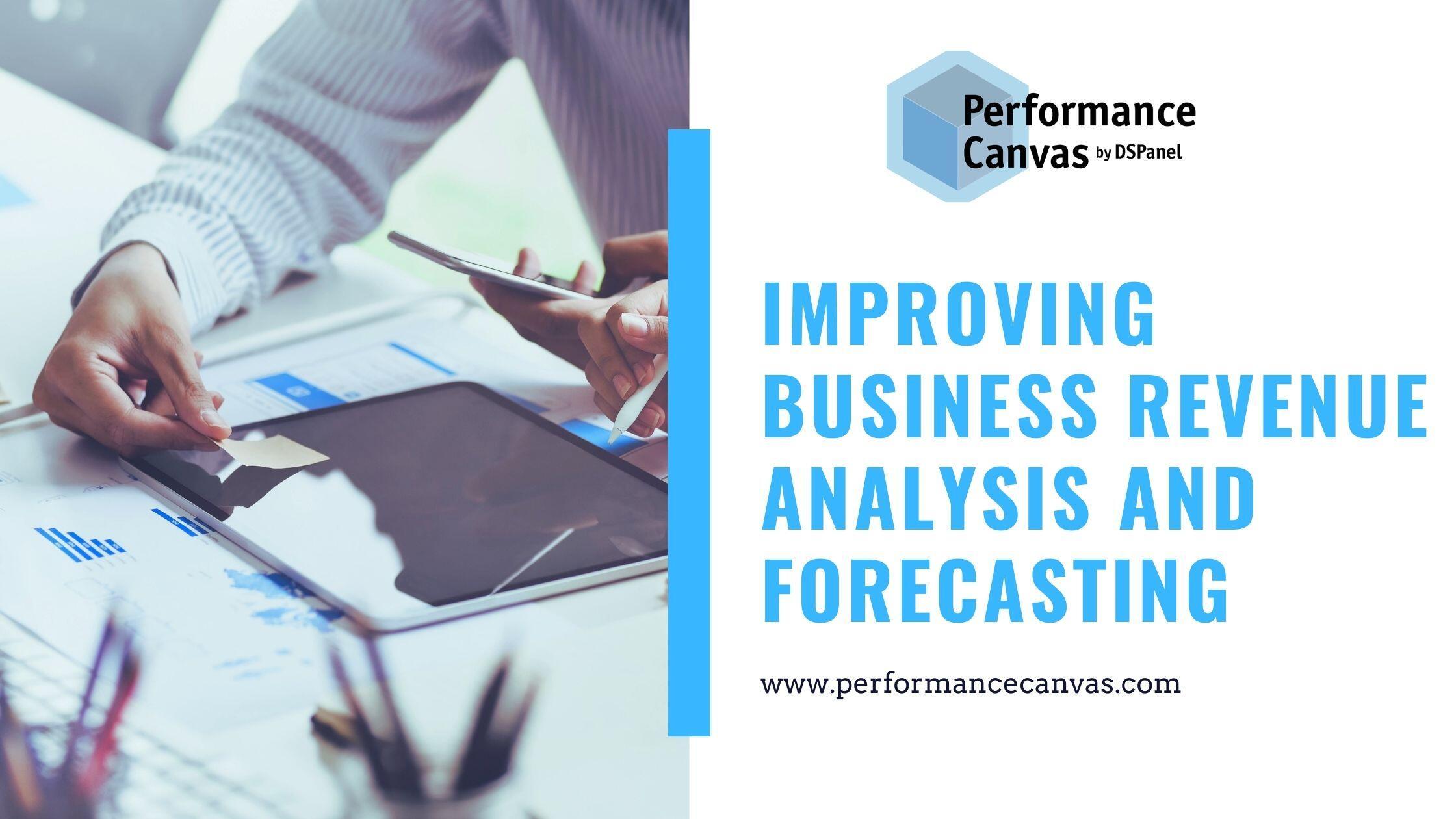 Revenue analysis and forecasting
