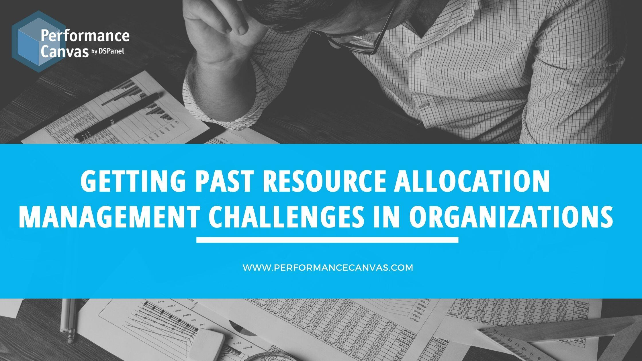 resource allocation management