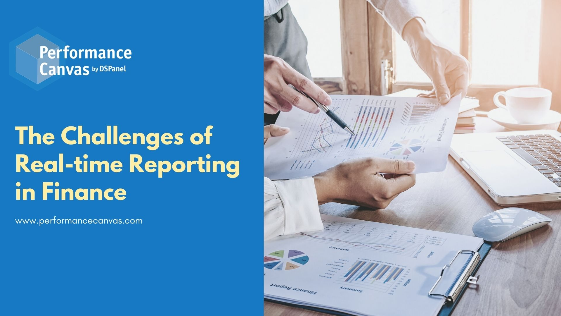 real-time reporting in finance