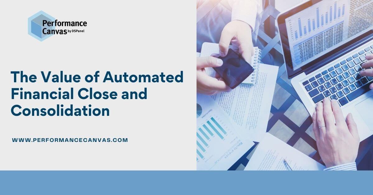 financial closing and consolidation