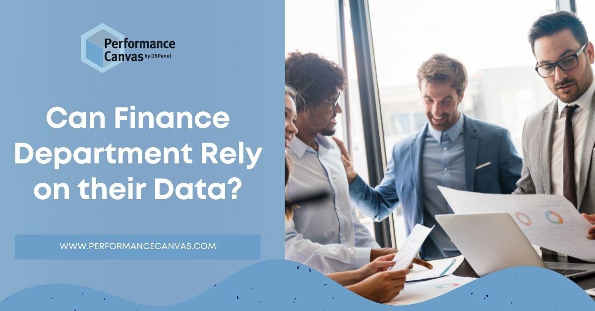 data integrity in finance