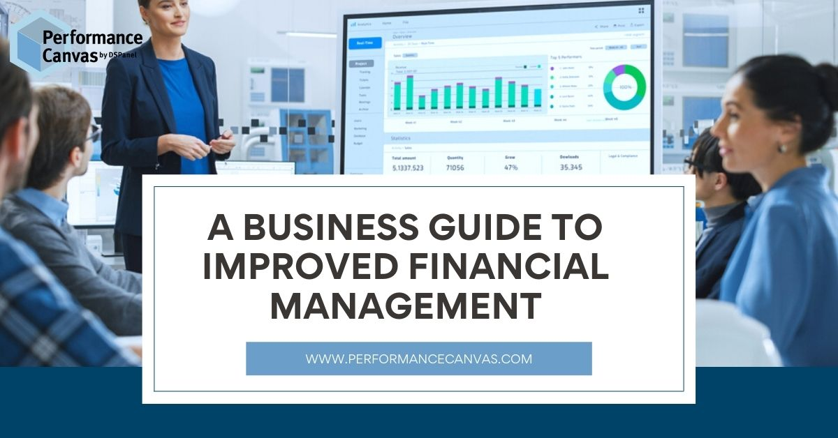 business guide to impove financial management